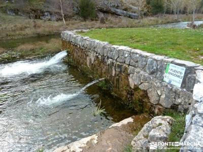 Integral Cañón Río Lobos; excursiones semana santa; viajes excursiones;viajes de lujo